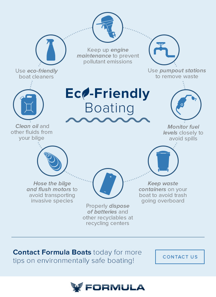 eco-friendly boating tips