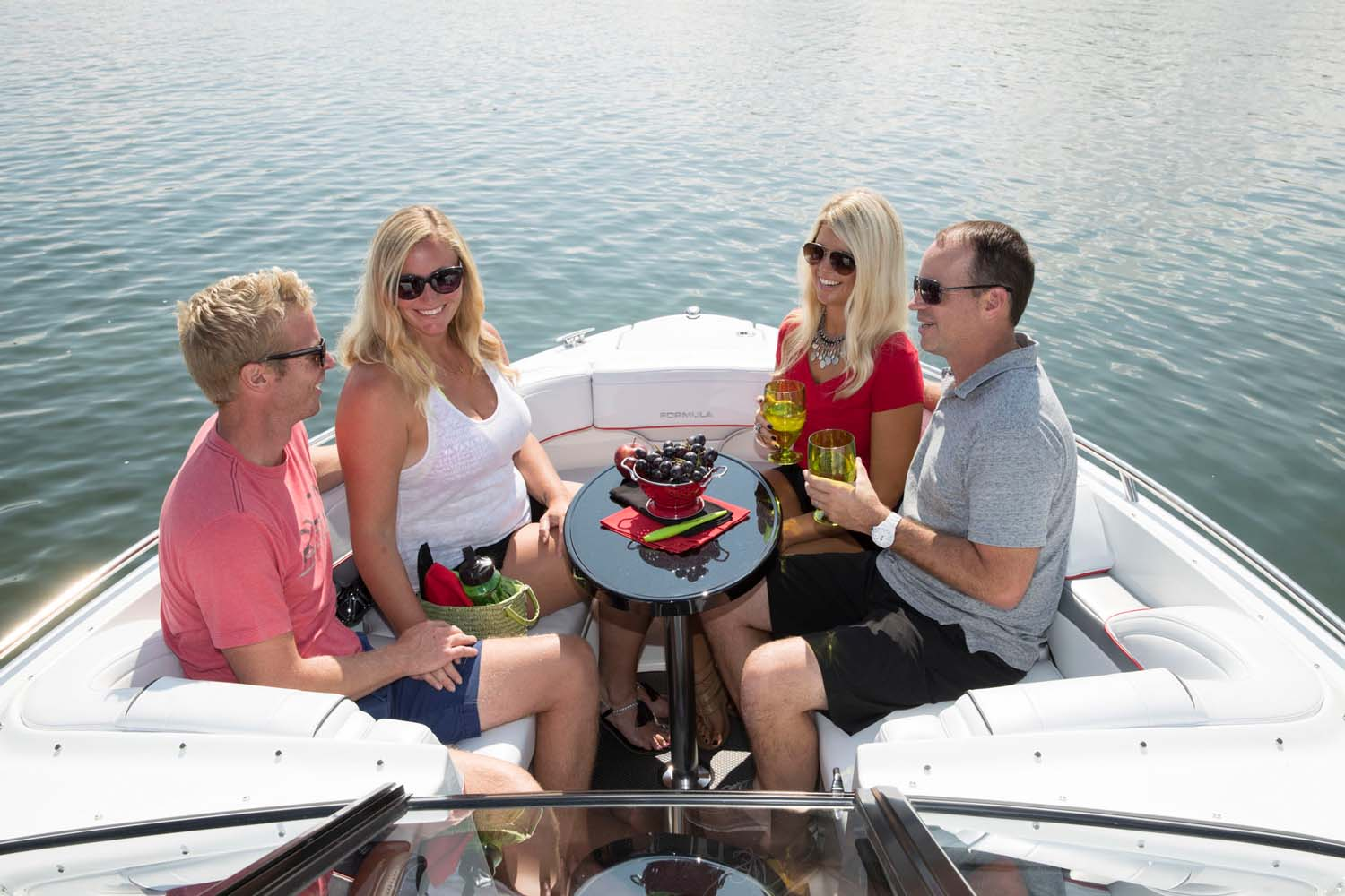 Eco-Friendly Boat Cleaning Tips by Formula Boats