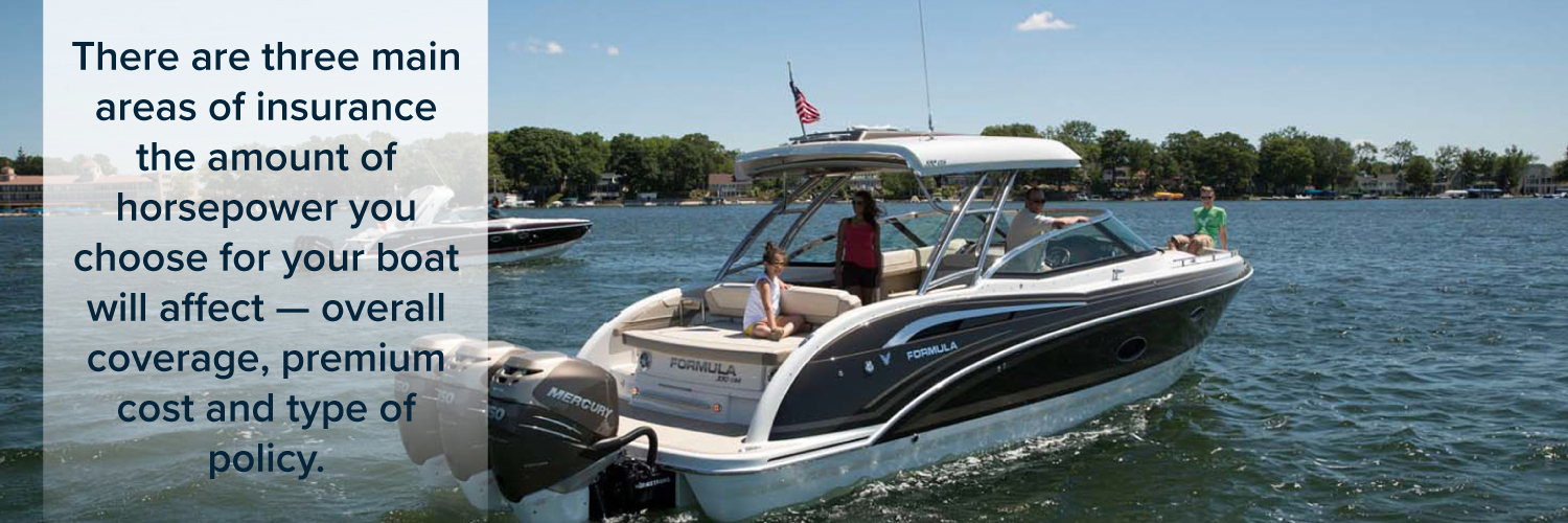 Choosing the best insurance for your boat
