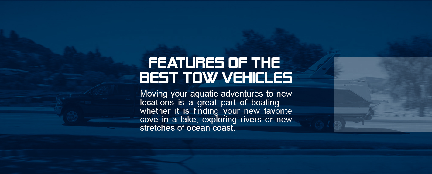 Features of the Best Tow Vehicles
