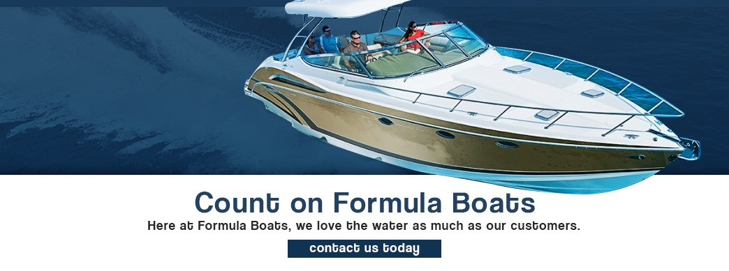 Count on formula boats