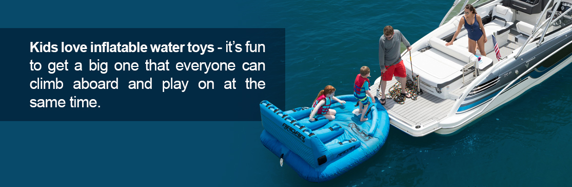Boating for kids ages 8 and up