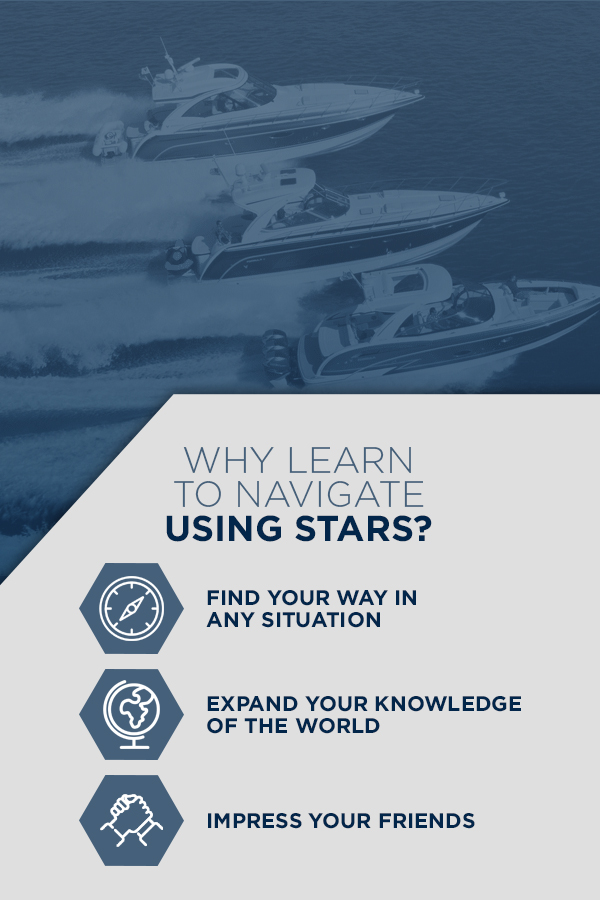 Why Learn to Navigate Using Stars?