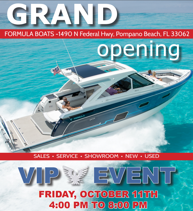 pompano showroom vip event