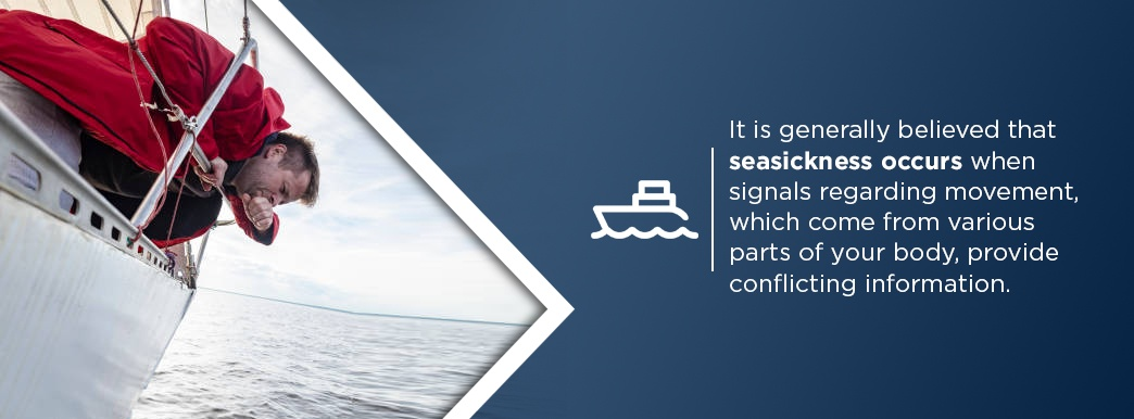 How does sea sickness work?