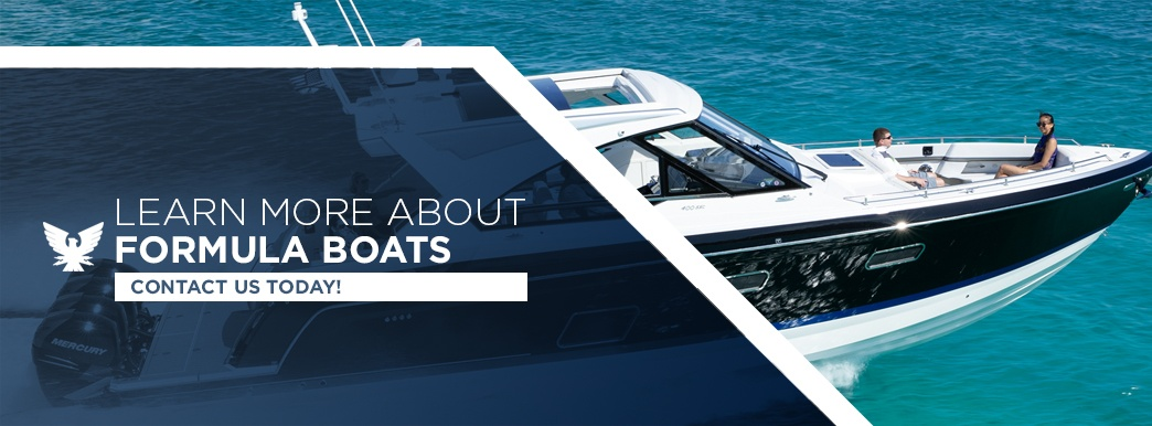 Learn more from Formula Boats