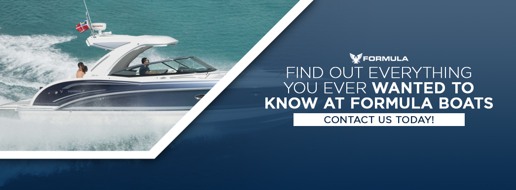 Find Out Everything You Ever Wanted to Know at Formula Boats