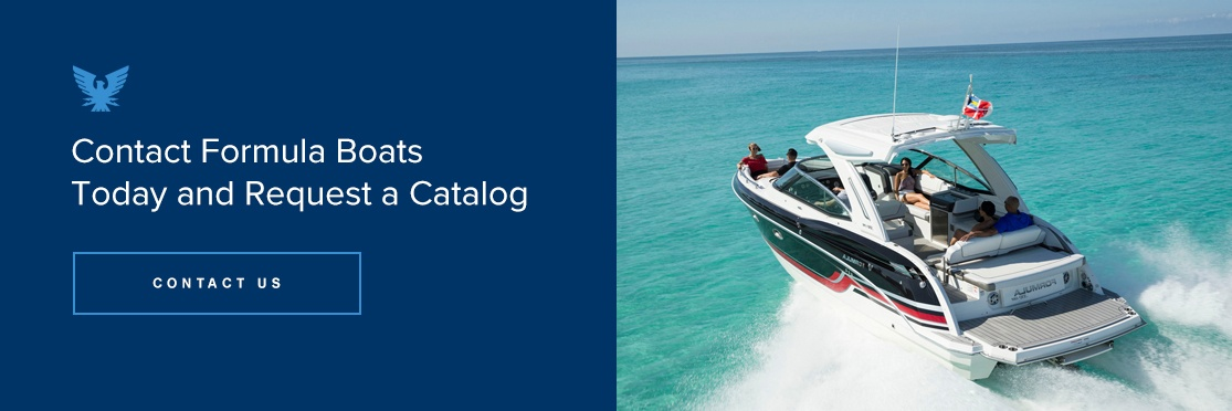 Contact Formula Boats Today and Request a Catalog